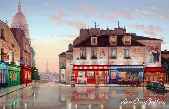 Liudmila Kondakova - Montmartre-Morning.jpg